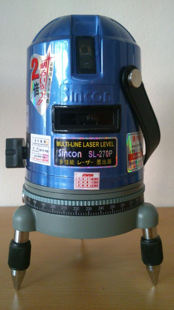 may thuy binh laser sincon sl 270p-2