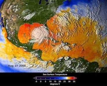 GIS trong dự báo tâm bão