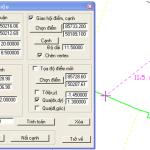 Chỉnh lý biến động bản đồ địa chính bằng phần mềm Famis