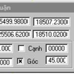 Các chức năng tính toán sinh điểm chi tiết của phần mềm Famis