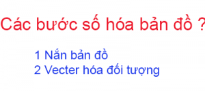 cac buoc so hoa ban do