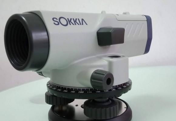 máy thủy bình sokkia b40a chính hãng