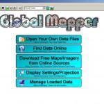 Chuyển bản vẽ lên Google Earth bằng phần mềm Global Mapper