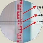 Cách đo cao độ bằng máy thủy bình