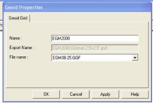 bình sai lưới gps bằng phần mềm tbc