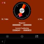 Tìm mốc ngoài thực địa bằng điện thoại