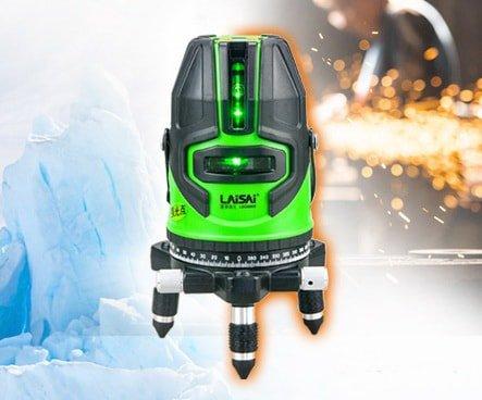 máy cân bằng mực nước tia laser laisai ls 686sd