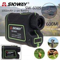 Ống nhòm đo khoảng cách SND Way chơi Gôn (Golf) SW600S
