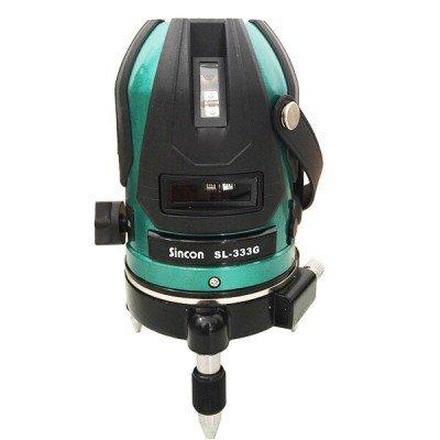 Máy cân mực Laser 5 tia xanh Hàn Quốc Sincon SL 333G