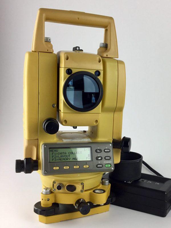 máy toàn đạc điện tử Topcon GTS 225