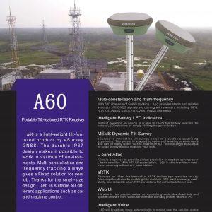Máy RTK GNSS FOIF A60 PRO